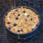 Blueberry Cheesecake Crumb Cake by Foodist